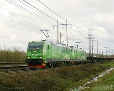 Re Green Cargo Sweden (Real)