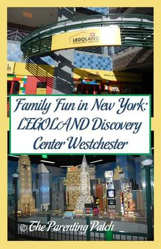 Family Fun in New York: LEGOLAND Discovery Center Westchester