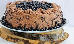 Reteta zilei: Tort padurea neagra - Revista Teo Tiramisu, Ethnic Recipes, Rome, Tiramisu Cake