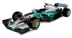 Mercedes - Formel 1 2017 - Designs - Sean Bull