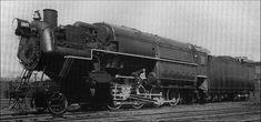 American High-Pressure Steam Locomotives