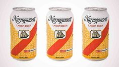 Narragansett Re-releases Classic 1975 Can From <i>Jaws</i>