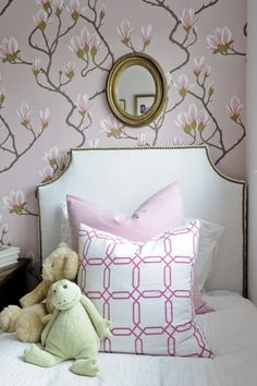 Kerrisdale Design + Color....so sweet but sophisticated