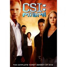 CSI: MIAMI - The Complete First Season