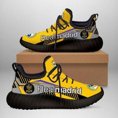 Real Madrid, Cleats, Running Shoes, Logo, Sneakers, Sports, Art, Fashion, Football Boots