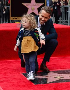 Ryan Reynolds et James
