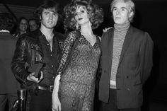 Gerard Malanga, Candy Darling, Andy Warhol