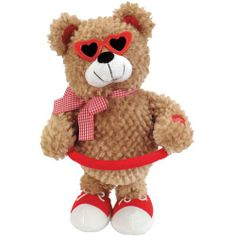 Chantilly Lane Sugar Pie Bear gift for Valentine's Day.