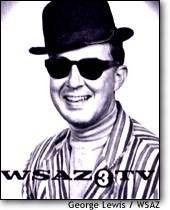 How I remember Mr. Cartoon, Huntington, WV