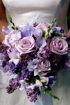 50 Fairy Tale Fl Arrangements Lilac Wedding Flowerspurple