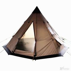 Outdoor indian teepee camping tent