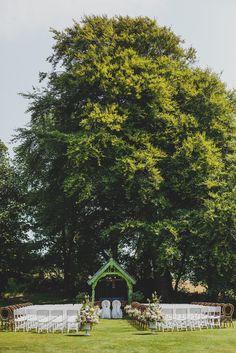Outside wedding ceremony set up, Ballinacurra House Outside Wedding Ceremonies, Wedding Ceremony, Intimate Weddings, West Coast, Ireland, Dolores Park, The Outsiders, Plants, House