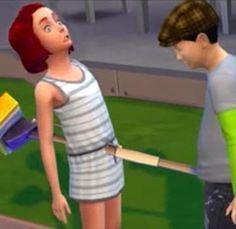 Sims Memes, Dankest Memes, Jokes, Sims Humor, Sims Free Play, Play Sims, Stupid Funny Memes, Funny Relatable Memes, The Sims