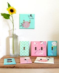 Make Your Own Designer Switchplates