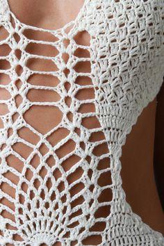 Halter Crochet Monokini - Modishly Chic - 3