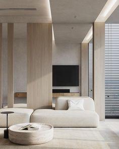 Luxury Interior Design, Interior Design Living Room, Interior Architecture, Living Room Designs, Living Room Decor, Interior Decorating, Sofa Design, Furniture Design, Bed Furniture