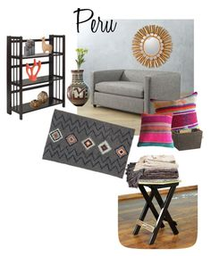 """""""Guest Room Makeover"""" by kattyalvarez ❤ liked on Polyvore"""