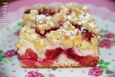 Zwetschgenkuchen mit Hefeteig und Streuseln vom Blech | dieHexenküche.de | Rezepte für den Vorwerk Thermomix TM5 | Bloglovin'