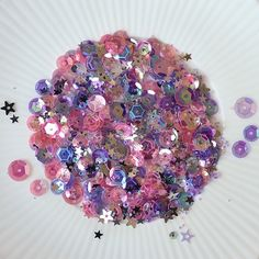 Love this new Galaxy Lucy's Sequin mix!