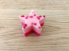 Wax Melt Stars Rosey Ginger Soy Scented Wax Melts by Halliescents