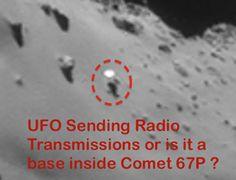 NASA: Registros de Sinais de Rádio provenientes do Cometa 67P Monitorados há Mais de 20 Anos!