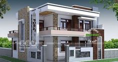 69 ideas bedroom design classic house plans for 2019 Architect Design House, House Roof Design, Two Story House Design, 2 Storey House Design, Best Modern House Design, House Outside Design, Classic House Design, Modern Exterior House Designs, Duplex House Design