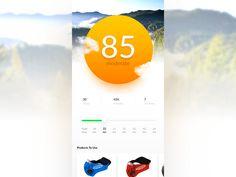 Pollution Forecast App by Aryana Shakibaei