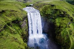 An Aerial Tour of Iceland with Jakub Polomski
