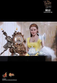 Hot Toys : Beauty and the Beast - Belle 1/6th scale Collectible Figure