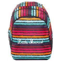 Little Marcel, Backpacks, Bags, Fashion, Hand Luggage, Purse, Big Kids, Travel Bags, Stripes