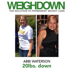 Abbi Waterson has lost 20 lbs with Weigh Down! Watch Abbi and her husband Blake share how they got out of self-focus: http://www.remnantfellowship.tv/remnant-fellowship-rfnext-can-overcome-season-11/ Sign up for Weigh Down All Access for just $24.99/month and YOU can do it too!