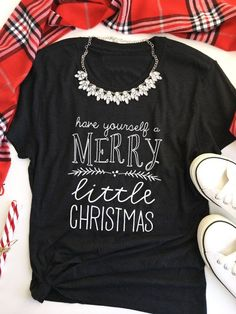 Christmas T-Shirts   Three Designs!