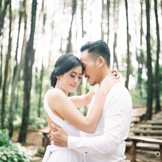 I wish i could explain your eyes and how the sound of your voice gives me butterflies. How your smile makes my heart skip a beat and how every time i'm with you. I feel so completed. . . Courtesy from Prewedding of Sherly @sherlyveronika & David @pakpid Location at Hutan Pinus Imogiri, Bantul Yogyakarta Photo by @alvinfauzie Taken with Hasselblad 500cm Portra800 . Follow our official account of studio @alvinstudio Check our website for the other photos at www.alvinphotography.co.id