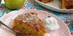 Το πιο Γευστικό κέικ Μηλόπιτας…το τέλειο συνοδευτικό για το καφέ σας French Toast, Breakfast, Food, Morning Coffee, Essen, Meals, Yemek, Eten