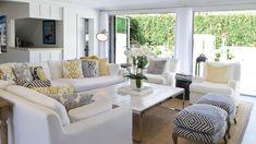 Resultado de imagen para sofa blanco decoracion