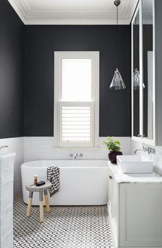 IM NOT WORDY — alteregodiego: Monochrome #interiors