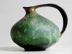 Mid Century 313 Ruscha keramik ceramic vase / by vintage2remember, €55.00