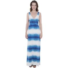 Sybill Maxi in Ombre Forest