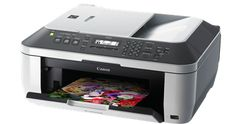 Canon PIXMA MX320 all-in-one feature abundant Workplace 5-in-1 PIXMA MX320 could print, duplicate, scan, fax and also pictures approximately 1200 x 2400 dpi. print easily! Integrated 30-sheet