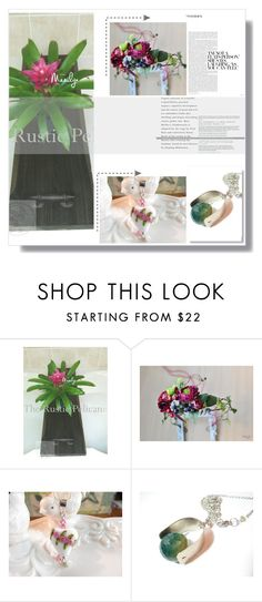"""""""Great Gifts"""" by therusticpelican ❤ liked on Polyvore featuring bathroom, modern and rustic"""