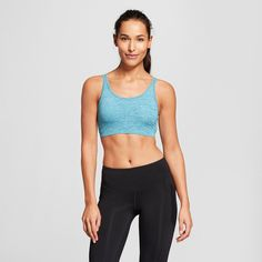 38c3aefb02 The Women s Sports Bra from C9 Champion features our Freedom fabric   Seriously soft designed for
