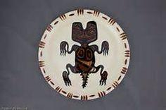 Lambert Potteries Little Bear plate
