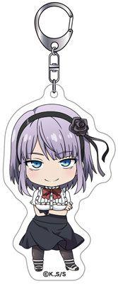 AmiAmi [Character & Hobby Shop] | Nendoroid Plus Dagashi Kashi - Acrylic Keychain: Hotaru Shidare(Pre-order)