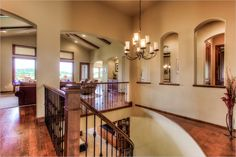 5541 Snowflake Way - Foyer
