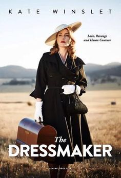 #TheDressmaker (2015) Starring  #KateWinslet #LiamHemsworth click to see the trailer http://youtu.be/uPCyjqGH914