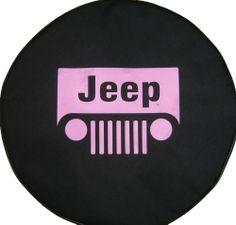 SpareCover® Brawny Series - Jeep® Classic 30 PINK logo Tire Cover SpareCover,http://www.amazon.com/dp/B005L9TR2M/ref=cm_sw_r_pi_dp_CsoGtb0FB1HFR6A0