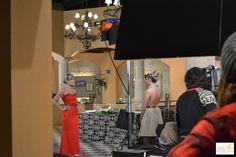 Lujan y Corina se encuentran en el Palacio de la Misión