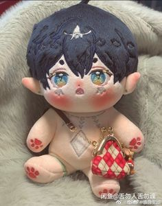 Kawaii Plush, Cute Plush, Bjd Dolls, Plush Dolls, Chibi, Cute Stuffed Animals, Anime Merchandise, Cute Doodles, Ball Jointed Dolls