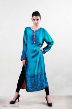 Silk by Fawad Khan Winter 2012 Collection for Ladies