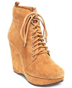 They are so comfy and light. I cant wait for the weather to get warmer:) Beige Wedges, Lace Up Wedges, Spring Shoes, Bcbgeneration, Wedge Bootie, Booty, Heels, Platform Wedge, Birthday Stuff